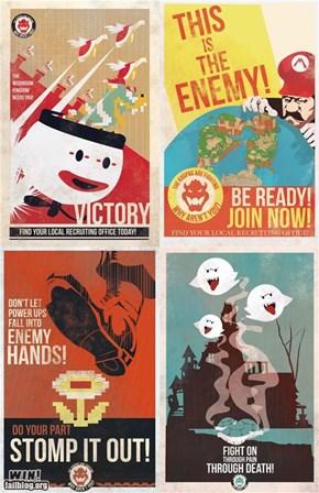 Bowser Propaganda WIN