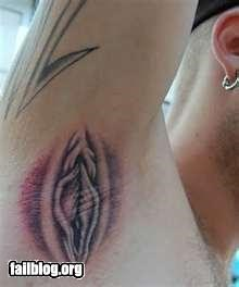 Tattoo Fail