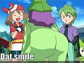 Dat smile