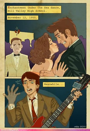 Doctor Who and Back to the Future