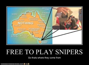 FREE TO PLAY SNIPERS