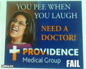 Medical Ad FAIL