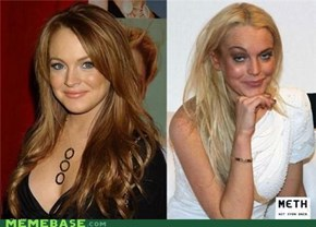 Meth. Not even once