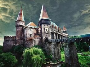 Hunedoara Castle, Transylvania, Romania