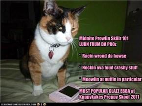 midnite prowlin skillz 101