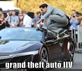 grand theft auto IIV