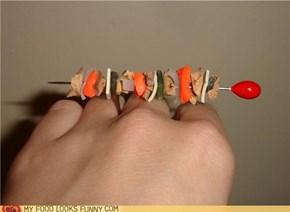 Shishkabob ring!