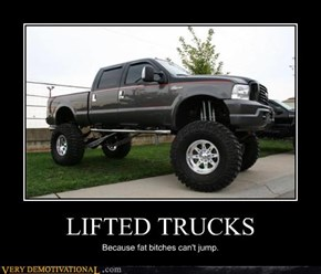LIFTED TRUCKS, Man