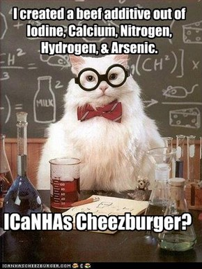 Chemistry Cat: Delicious Frankenfood Is Delicious