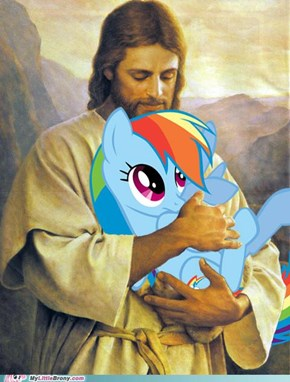 He Died For the Ponies