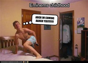 Eminems childhood