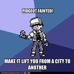 Pokémon Abuse
