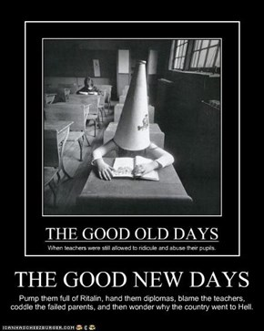 THE GOOD NEW DAYS