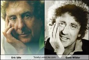 TLL Classics: Eric Idle Totally Looks Like Gene Wilder