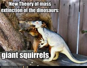 Giant Squirrels