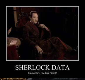 SHERLOCK DATA