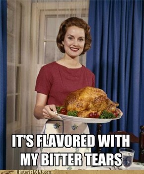 Denial Mom Wishes You A Happy Thanksgiving