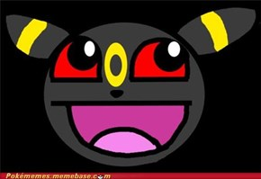 Awesome Umbreon is awesome