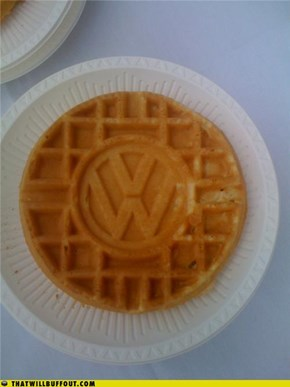 The VolksWaffle