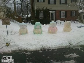South Park Snow WIN