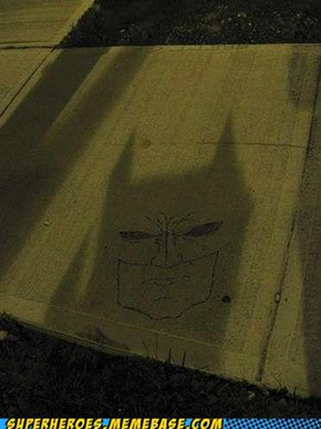 The Goddamn Bat Shadow