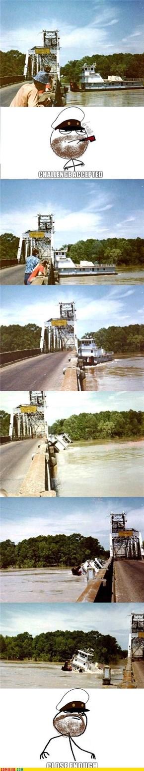 Tugboat Challenge