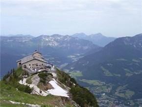Bavaria, Overlooking Berchtesgaden