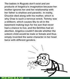 Your Face When Rugrats Is Explained