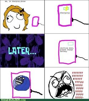 phone lied