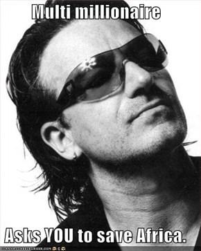 Scumbag Bono