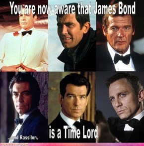 Bond: Better At Regenerating