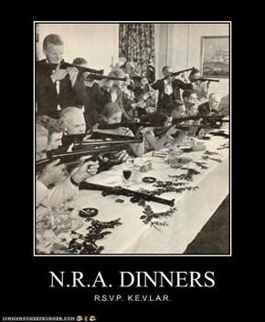 N.R.A. DINNERS