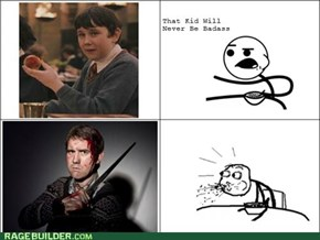 He Will Be Badass...IN THE FUTURE!!!