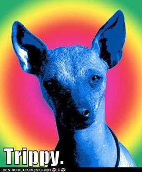 Trippy.