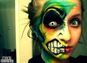 CLASSIC: Face Paint WIN