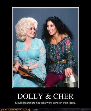 DOLLY & CHER