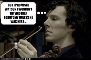 Holmes bows under pressure