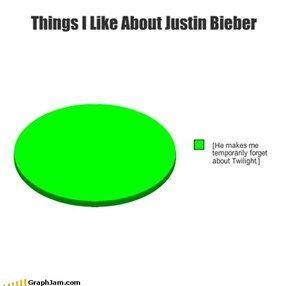 Things I Like About Justin Bieber