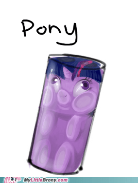 I've Got a Glass of Pony