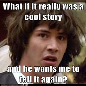 Cool Conspiracy, Keanu