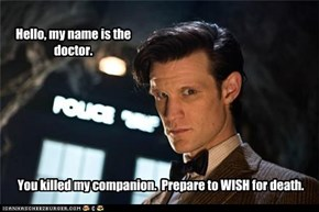 My Name is The Doctor