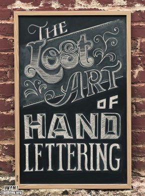 WIN!: Hand Lettering WIN