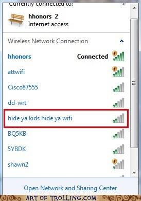 Internet Intruder