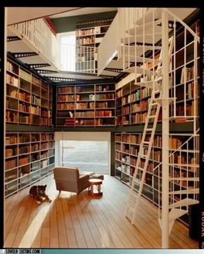Moar Library Pr0n!