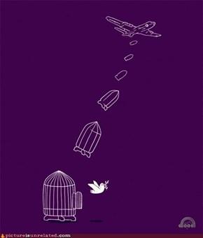Peace bomb