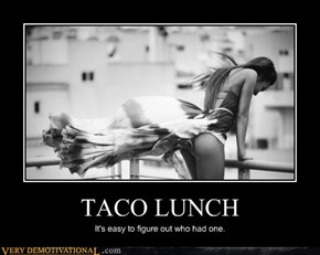TACO LUNCH