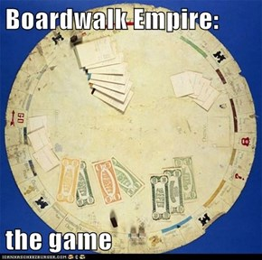 Boardwalk Empire:  the game