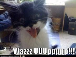 Wazzz UUUppppp!!!