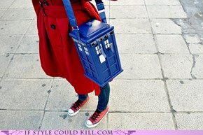 Timelord For a Picnic