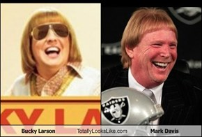 Bucky Larson Totally Looks Like Mark Davis